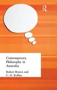 Contemporary Philosophy in Australia