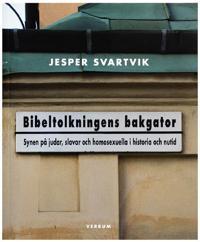 Bibeltolkningens bakgator : synen på judar, slavar och homosexuella i historia och nutid