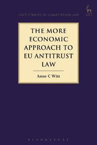 The More Economic Approach to EU Antitrust Law