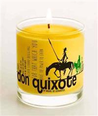 Don Quixote Candle, Vanilla