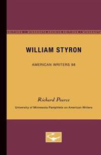 William Styron - American Writers 98