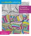 Zendoodle Coloring: Creative Sensations