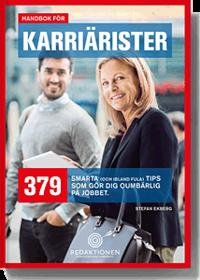 Handbok för karriärister - 379 smarta (och ibland fula) tips som gör dig oumbärlig på jobbet