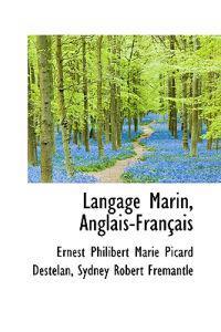 Langage Marin, Anglais-francais