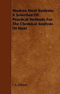 Modern Steel Analysis