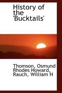 History of the Bucktails
