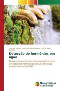 Deteccao de Hormonios Em Agua