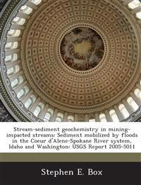 Stream-Sediment Geochemistry in Mining-Impacted Streams