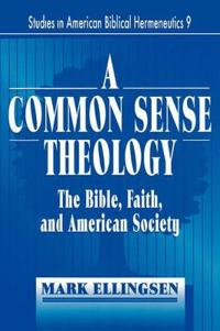 A Commonsense Theology