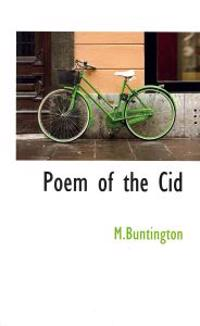 Poem of the Cid
