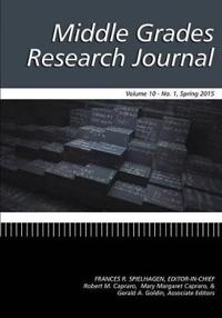 Middle Grades Research Journal, Issue 1