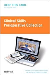 Clinical Skills - Perioperative Collection