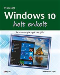 Windows 10 helt enkelt
