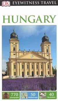 DK Eyewitness Travel Hungary