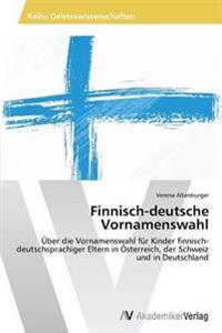 Finnisch-Deutsche Vornamenswahl