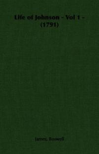 Life of Johnson, 1791