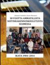 30 vuotta ammatillista soitinrakennuskoulutusta Suomessa