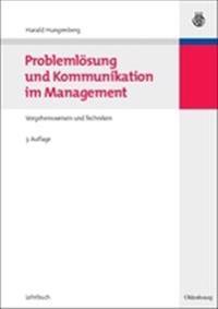 Probleml sung Und Kommunikation Im Management
