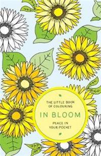 Little Book of Colouring: In Bloom