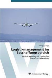 Logistikmanagement Im Beschaffungsbereich