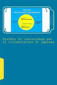 Divieto Di Concorrenza Per Il Collaboratore d'Impresa: Art. 2105 C.C. Primo Comma