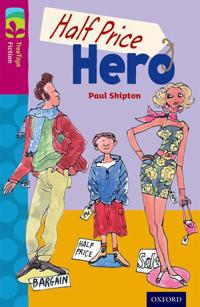 Oxford reading tree treetops fiction: level 10 more pack b: half price hero