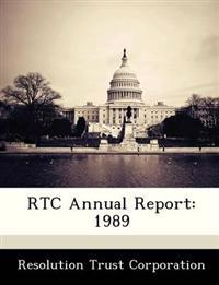 Rtc Annual Report