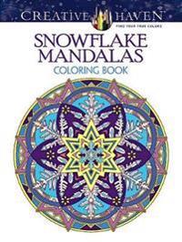Snowflake Mandalas