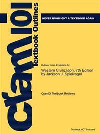 Outlines & Highlights for Western Civilization