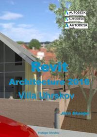 Revit Architecture 2016 - Villa Uhrskov