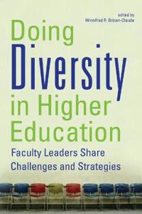 Doing Diversity in Higher Education