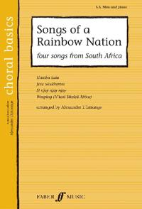 Songs of a Rainbow Nation: Four Songs from South Africa