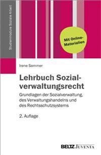 Lehrbuch Sozialverwaltungsrecht