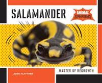 Salamander:: Master of Regrowth