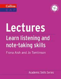 Lectures: Learn Listening and Note-Taking Skills [With CD (Audio)]