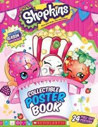 Shopkins Collectable Poster Book