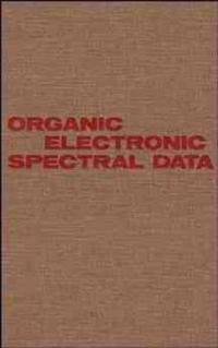Organic Electronic Spectral Data, 1983