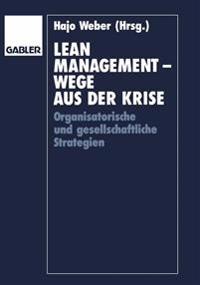 Lean Management-Wege Aus Der Krise