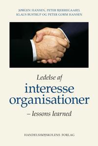 Ledelse af interesseorganisationer
