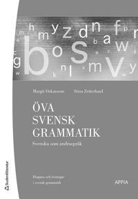 Öva svensk grammatik (10-pack) - Svenska som andraspråk/Sfi D