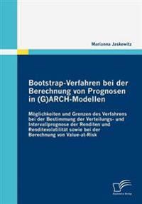 Bootstrap-verfahren Bei Der Berechnung Von Prognosen in (G)arch-modellen