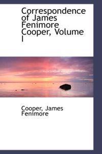 Correspondence of James Fenimore Cooper