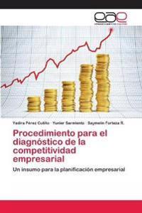 Procedimiento para el diagnóstico de la competitividad empresarial