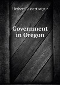 Government in Oregon