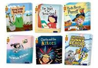 Oxford Reading Tree Story Sparks: Oxford Level 8: Class Pack of 36
