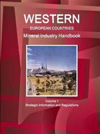 Western European Countries Mineral Industry Handbook
