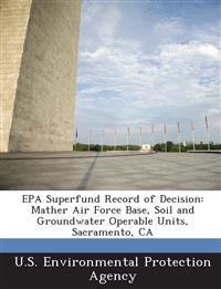 EPA Superfund Record of Decision