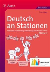 Deutsch an Stationen 3 Inklusion
