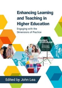 Enhancing learning and teaching in higher education: engaging with the dime