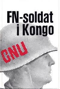 FN-soldat i Kongo